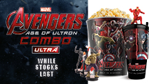 Avengers: Age Of Ultron: COMBO ULTRA