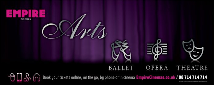 EMPIRE Arts: BALLET, OPERA, THEATRE