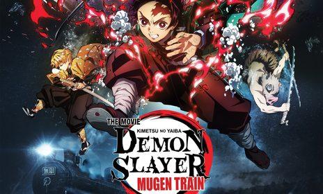 Film picture: Demon Slayer: Mugen Train (Japanese version with English Subtitles)