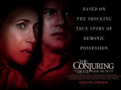 Film picture: The Conjuring: The Devil Made Me Do It