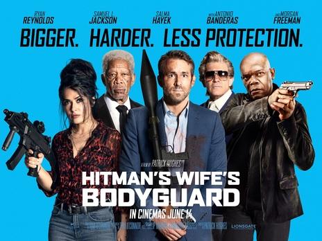 Film picture: Hitmans Wifes Bodyguard