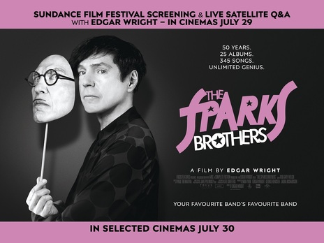 Film picture: The Sparks Brothers
