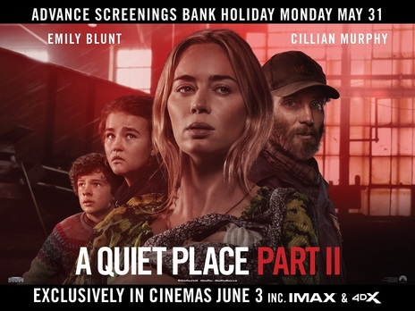 Film picture: A Quiet Place: Part II