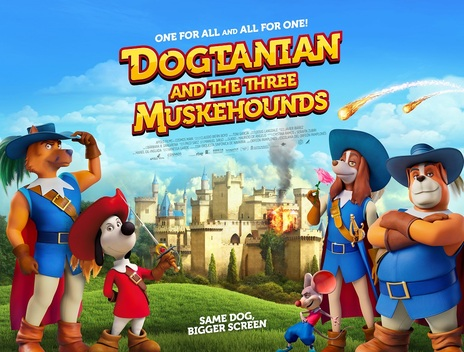 Film picture: Dogtanian And The Three Muskehounds