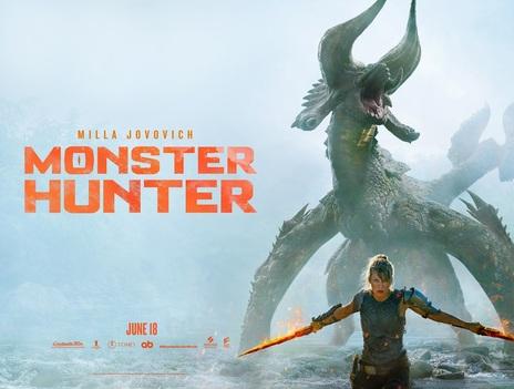 Film picture: Monster Hunter