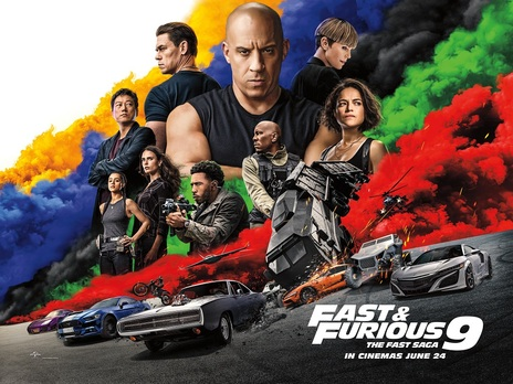 Film picture: (IMAX) Fast & Furious 9