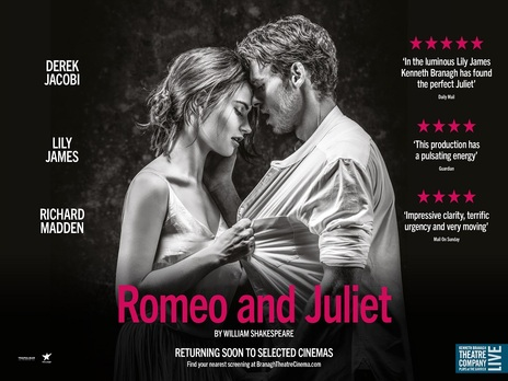 Film picture: Romeo And Juliet: The Kenneth Branagh Theatre Company