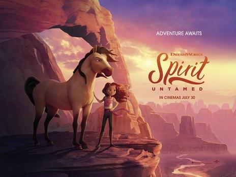 Film picture: Spirit Untamed