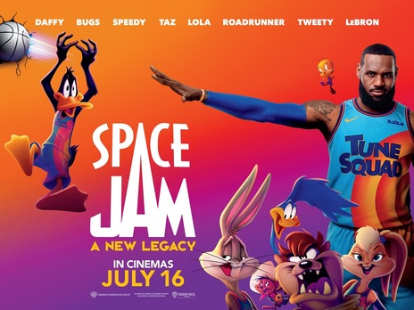 Film picture: Space Jam: A New Legacy