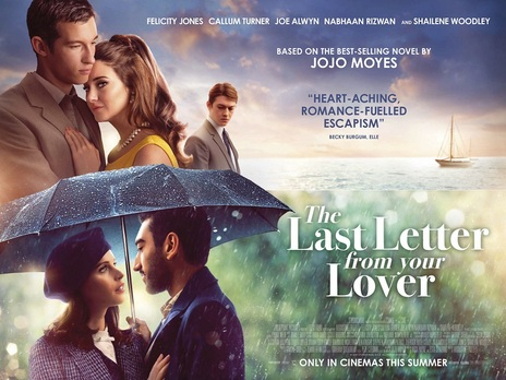 Film picture: Last Letter From Your Lover