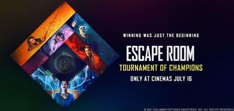 Film picture: Escape Room: Tournament Of Champions