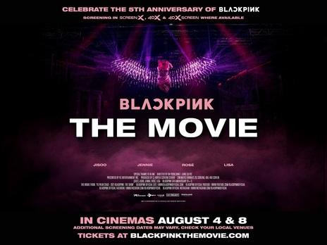 Film picture: Blackpink The Movie