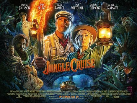 Film picture: (IMAX) Jungle Cruise