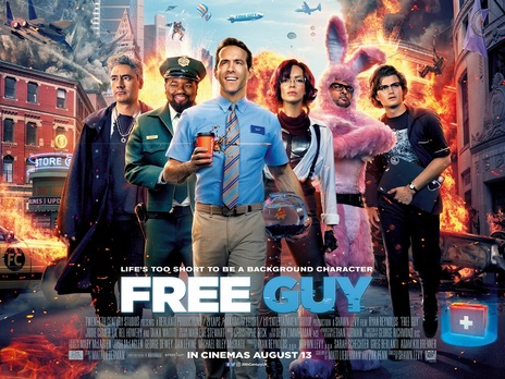 Film picture: Free Guy