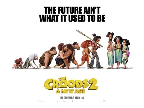 Film picture: The Croods 2: A New Age