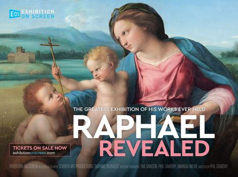 Film picture: Exhibition On Screen: Raphael Revealed