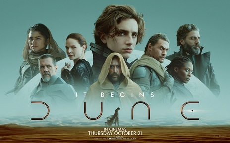 Film picture: Dune