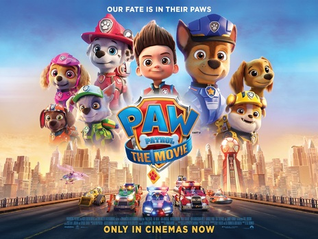 Film picture: Paw Patrol The Movie