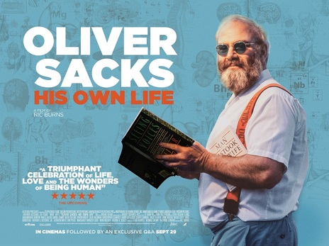 Film picture: Oliver Sacks: His Own Life