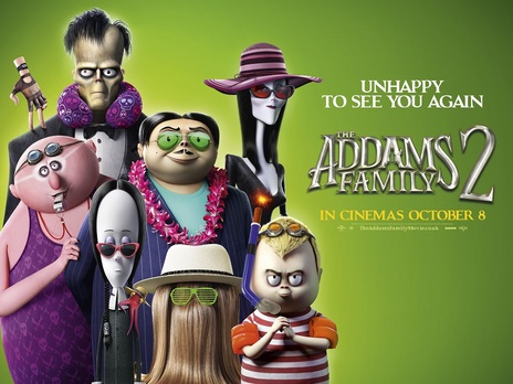 Film picture: The Addams Family 2