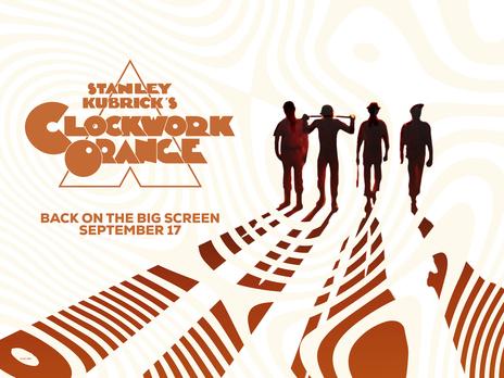 Film picture: A Clockwork Orange (4K Restoration)