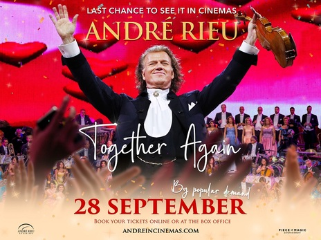 Film picture: Andre Rieu's 2021 Summer Concert: Together Again