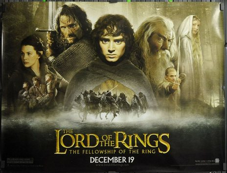 Film picture: (IMAX) LOTR - The Fellowship Of The Ring
