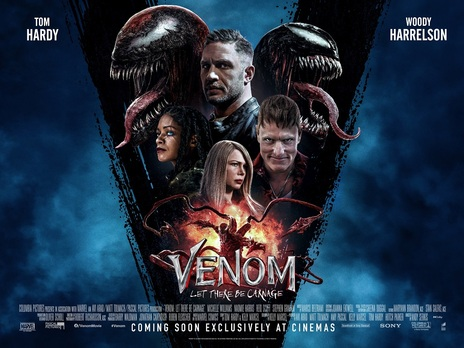 Film picture: Venom: Let There Be Carnage