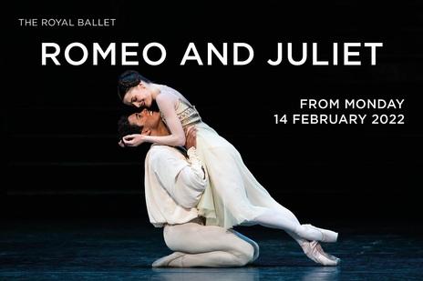 Film picture: ROH - Romeo & Juliet