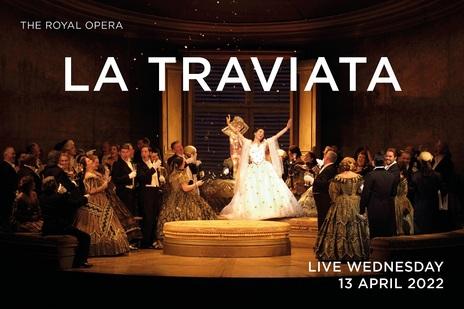 Film picture: ROH - La Traviata (Live)