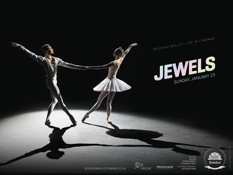 Film picture: Bolshoi Ballet - Jewels (LIVE)