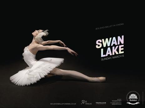 Film picture: Bolshoi Ballet - Swan Lake