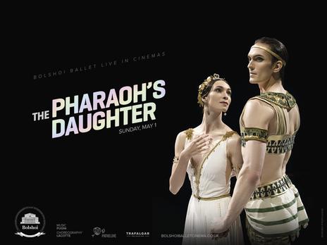 Film picture: Bolshoi Ballet - The Pharaoh�s Daughter (LIVE)
