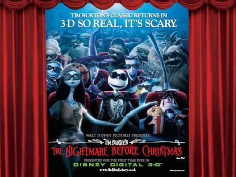 EMPIRE CINEMAS Film Synopsis - 3D The Nightmare Before Christmas
