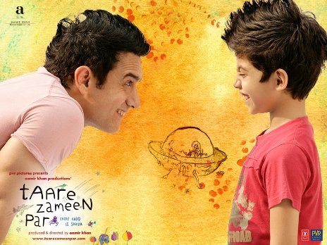Film picture: Taare Zameen Par - Every Child Is Special