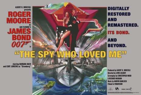 Film picture: The Spy Who Loved Me - DIGITAL Presentation