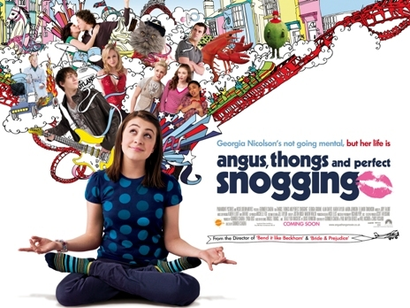 Angus Thongs and Perfect Snogging DVDRip Resource H264 preview 0