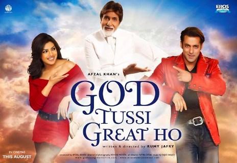 Hindi Movie God Tussi Great Ho Full Movie HD