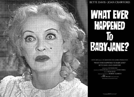 Image result for bette davis in whatever happened