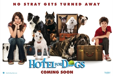 EMPIRE CINEMAS Film Synopsis - Hotel For Dogs