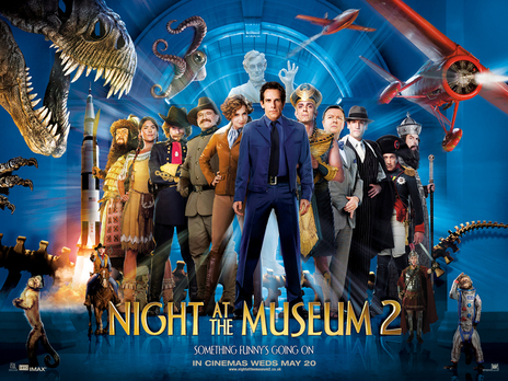 Film picture: Night At The Museum 2