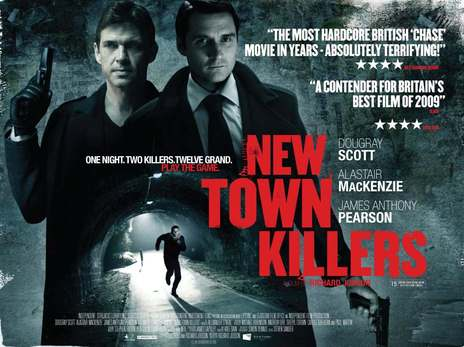 Film picture: New Town Killers
