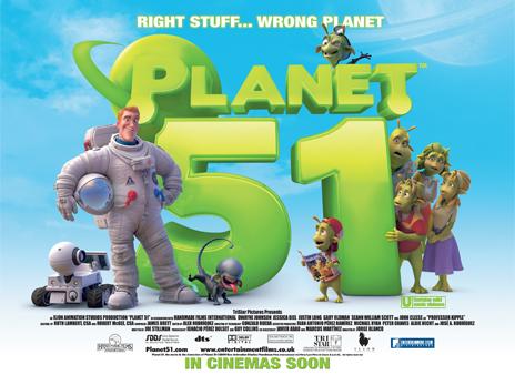 Empire Cinemas Film Synopsis Planet 51