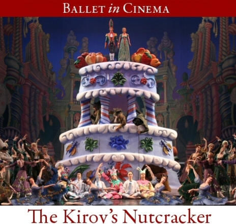Film picture: The Kirov's Nutcracker
