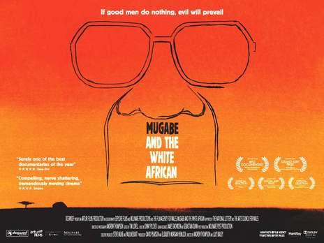 Film picture: Mugabe And The White African