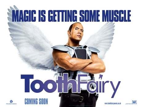 The Tooth Fairy Movie Cast