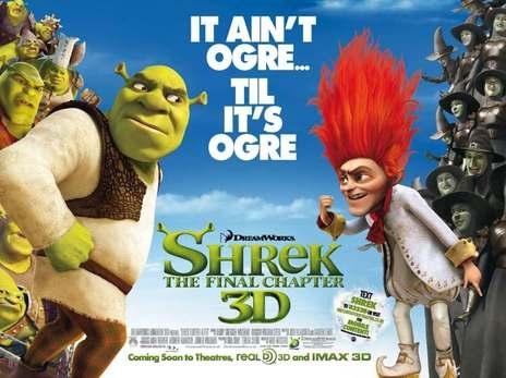 Film picture: Shrek Forever After 3D