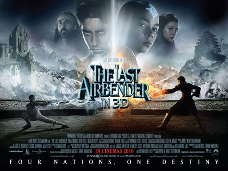 The Last Airbender in 3D 2010 Full Length Movie