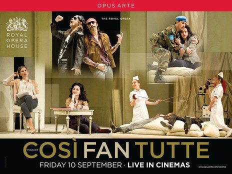 EMPIRE CINEMAS Film Synopsis - Cosi Fan Tutte - BROADCAST LIVE