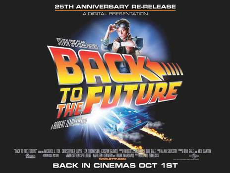 Film picture: Back To The Future